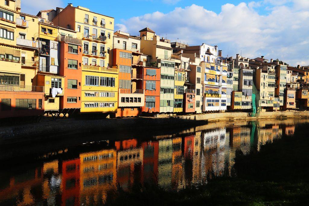 cityscape in Spain